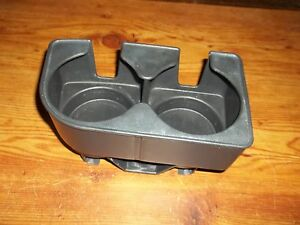 94 05 Chevy S10 Pickup Gmc Sonoma 60 40 Seat Cup Holder Truck Split Bench S 10