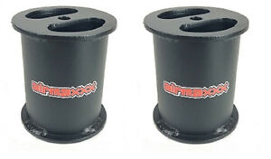 Airmaxxx Tow Assist 4 Air Bag Suspension Spacer For Lifted Truck 2 Lift Spacers