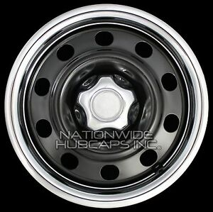 06 11 Ford Crown Victoria 17 Wheel Trim Rings Center Hub Caps Beauty Rim Hubs