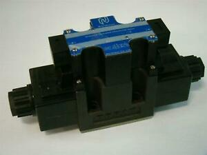 Northman Solenoid Operated Directional Valve 8021 Swh g03 c4 a120 10