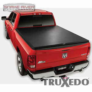 Truxedo Truxport Roll Up Tonneau Cover For 09 18 Dodge Ram 1500 Crew 5 7 Bed