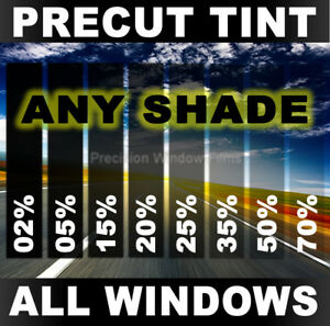 Dodge Ram Quad Cab 02 08 Precut Tint Kit Any Shade