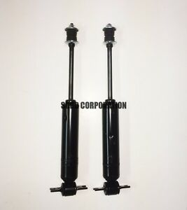 1957 1962 Studebaker Monroe Gas Shock Absorbers Front Ext 14 87 Comp 9 375