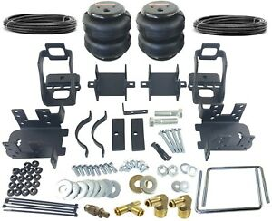 Rear Suspension Air Bag Over Load Tow Kit For 1999 2004 Ford F250 2wd 4wd