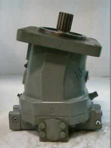 Rexroth Hydraulic Motor Variable Displacment R902092106 Aa6vm200h01 63w Vsd520b