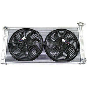 Aluminum Radiator Fans For Datsun 510 Sr20det Engine Swap Manual Transmission