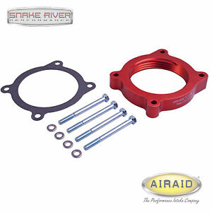 Airaid Poweraid Throttle Body Spacer 11 16 Ford F150 Mustang 5 0l V8 450 638