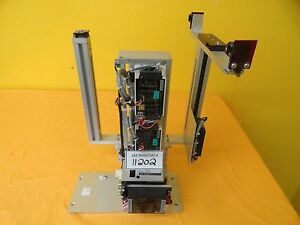 Rorze Automation Re120 002 001 Indexer Mapping Elevator Assembly Rc 233 Used