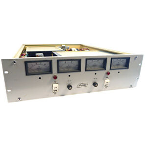 Acopian Regulated Power Supply Bent Right Corner 15a 250v R48w7ams 230