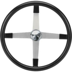 Speedway Competition Dish Steering Wheel 17 Inch