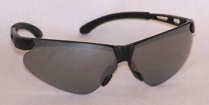 10 Prs Janus Safety Shooting Sun Glasses Silver Mirror S7514