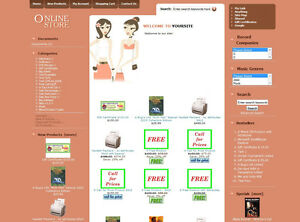 Established Ecommerce Shop Business Store Shopping Cart Website For Sale