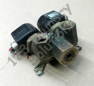 D generic 1 2 Duo Valve Inlet 3 4 Outlet 220v 50 60hz For Milnor 96p016a71