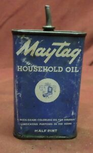 Maytag Gas Engine Motor Household Oil Can Wringer Washer Op16 1