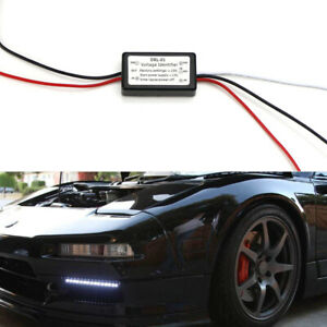 Easy Install Led Daytime Running Light Automatic On Off Controller Module Switch