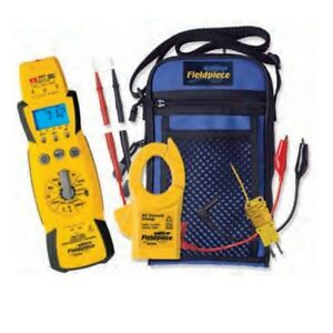 Fieldpiece Hs36 Expandable True Rms Stick Multimeter With Backlight Hvac r
