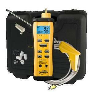 Fieldpiece Combustion Check Sox3 S0x3 New With Hard Case Replaces Obsolete Sox2