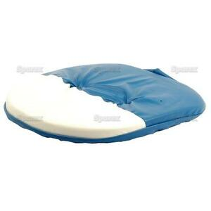 Brand New Seat Cushion Blue white To Fit Metal Seats S52665