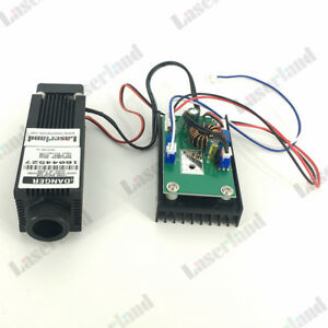 Laserland Focusable 250mw 980nm Ir Infrared Laser Diode Module W ttl