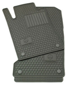 Mercedes benz Oem All Weather Floor Mats 2010 To 2016 E class Sedan w212