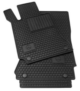 Mercedes benz Oem All Weather Floor Mats 2012 To 2018 Cls class 218