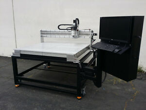 Factory Direct New Cnc Router 4x4 48 X 48 Velox Cnc Router Usa