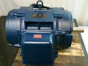 Marathon Electric 20hp Motor 3ph 1475rpm Kve284ttdn16044aal 2415518sx 01