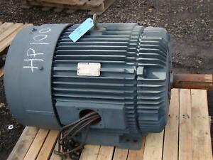 Reliance Electric Motor 100hp 1780rpm 3ph 32mn404550 G 005 P40g4550a