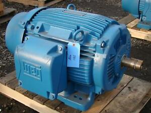 Weg Motor 380v 3ph 100hp 132a 3555rpm Z000180844