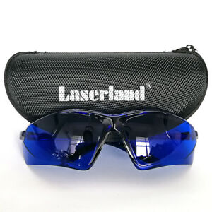 Uv Red Laser Protective Glasses Goggles Eyewear 190nm 400nm 580nm 760nm Od4 Ce