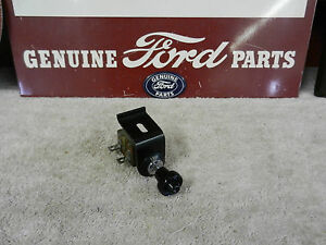 1955 Ford Convertible Top Switch complete Working