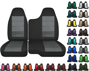 Designcovers Seat Covers 60 40 Bench Fit Chevy Colorado Choose Your Color