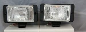 2 4x4 Off Road Jeep Driving Lamps Bronco Chevy Toyota Ford Fog Lights Set