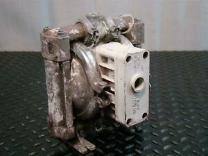 Wilden 1 2 Ports Diaphragm Pump 01 3181 20