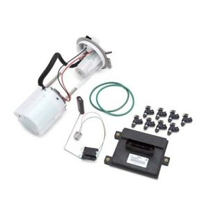 Edelbrock 15791 Supercharger Supplemental Electric Fuel Pump Chevy Gmc
