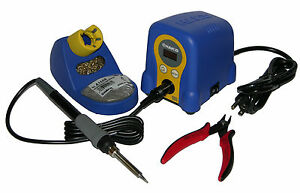 Hakko Fx888d 23by Digital Soldering Station Includes Chp170 Flush Micro Cutter