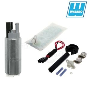 Genuine Walbro Gss341 255lph Fuel Pump 90 93 Integra 88 91 Civic Crx 400 965 Kit