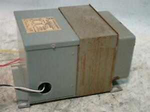 Square D Dry Low Voltage General Purpose Transformer Single Phase 480 240v 1 5kv