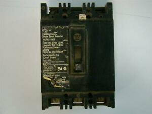 Westinghouse Circuit Breaker 600vac 3pole 15amp Mop03150cr