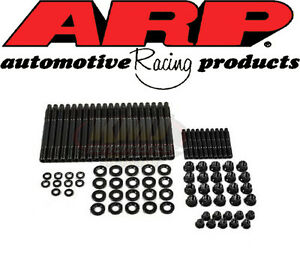 Arp 234 4317 Head Stud Kit 12 Point Nuts Chevy Ls1 Ls6 L98 Same Length Studs