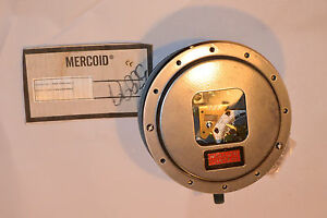 New Mercoid Pressure Switch Drw 7033 153l 7 Weather resistant Semi automatic