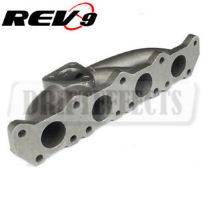 For Vw 1 8 Golf Jetta Beetle Leon Tt Transverse High Flow Cast Turbo Manifold