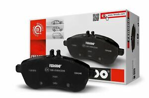 Genuine Ferodo Pair Of Front Brake Pads Fdb1463