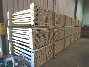 Racking Pallet Rack Shelving Teardrop 68 X 288 Upright 200 00ea Steel King