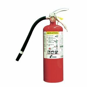 Kidde Proplus 5 Mp Fire Extinguisher 468001