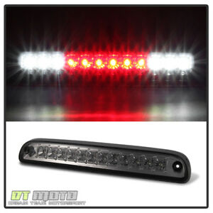 Smoke 1999 2016 Ford F 250 F 350 F 450 Super Duty 3rd Full Led Brake Cargo Light