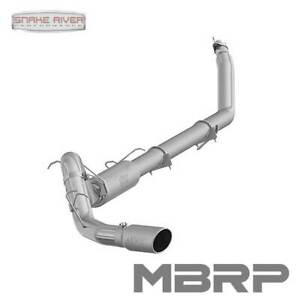 Mbrp 4 Exhaust For 98 5 02 Dodge Ram Cummins Diesel 5 9l 2500 3500 Turbo Back