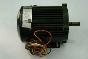 Bodine Electric Company Small Motor 115 230v Ph1 1400 1700rpm 1 4hp 48y6bfsi Y11