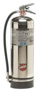 Buckeye 50000 Fire Extinguisher 2a Water 2 1 2 Gal