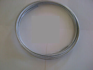 Brake fuel Line Steel Tubing Coil 5 16 Od X 25 Ft Roll Made In Usa